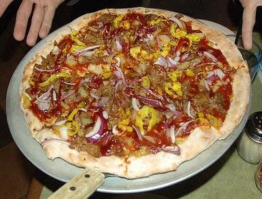 Pizza Luce, Minneapolis, MN