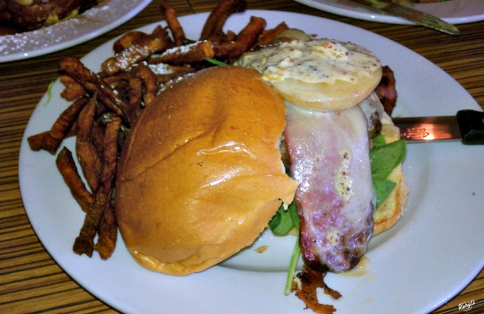 Sabrina's Cafe, Philadelphia PA - Karyl's Kulinary Krusade
