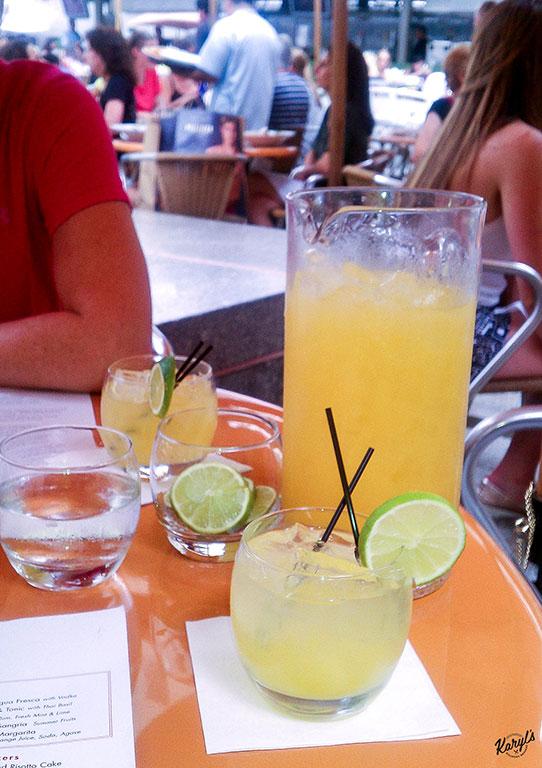 Summer Garden Bar, NYC - Karyl's Kulinary Krusade