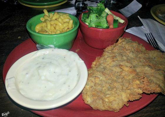 George's, Waco TX - Karyl's Kulinary Krusade