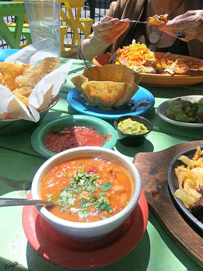 Blue Goose Cantina, Highland Village TX - Karyl's Kulinary Krusade