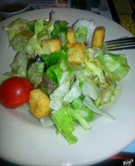 Mikes Grill, Lawton OK - Karyl's Kulinary Krusade