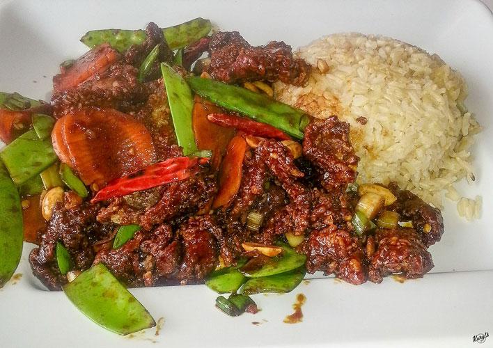 Nhinja Sushi, Edmond OK - Karyl's Kulinary Krusade