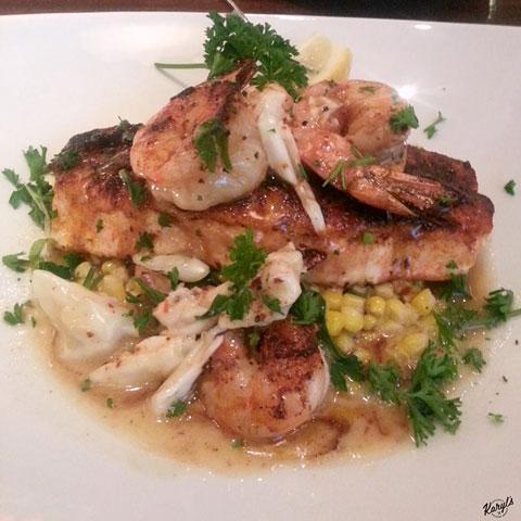 Pappadeaux Seafood Kitchen, Dallas TX - Karyl's Kulinary Krusade
