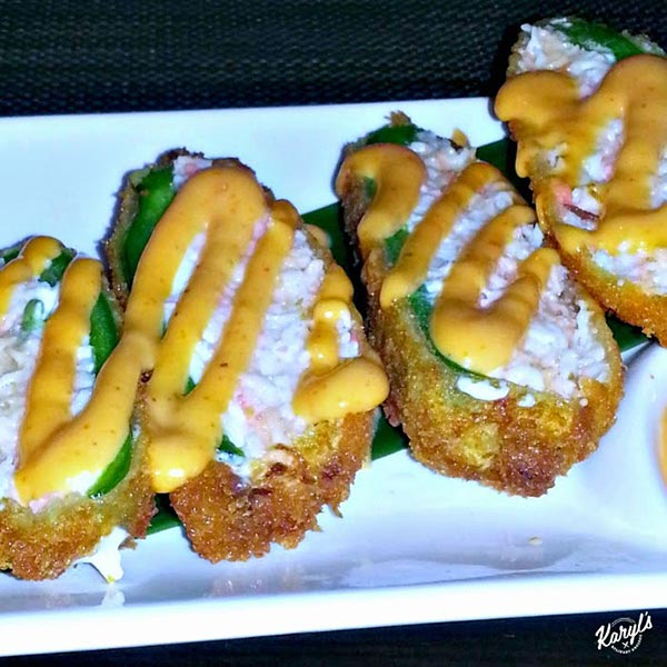 Wasabi Sushi Bar, Tyler TX - Karyl's Kulinary Krusade