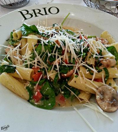 Brio Tuscan Grille, Houston TX - Karyl's Kulinary Krusade