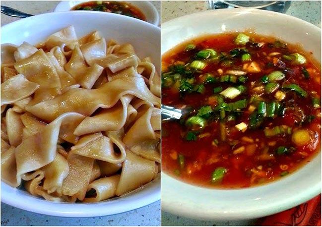 Blue Koi Noodles, Leawood KS - Karyl's Kulinary Krusade