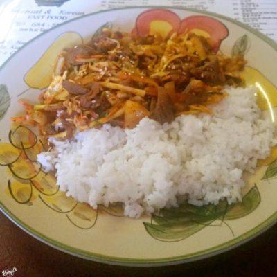 Manna Wok, Wichita KS - Karyl's Kulinary Krusade
