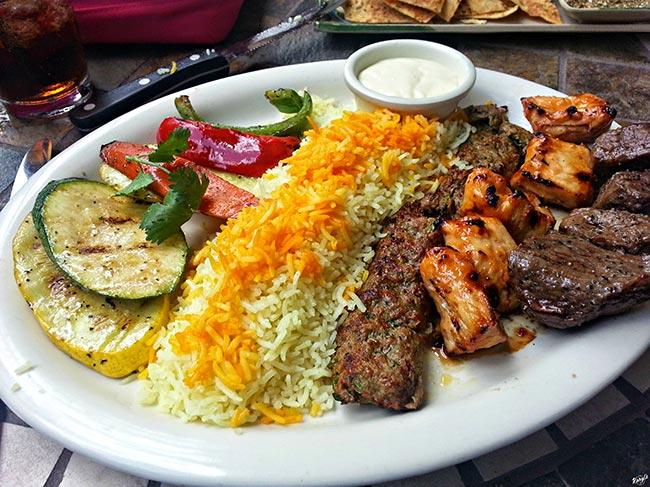 Mezza Grille, Houston TX - Karyl's Kulinary Krusade