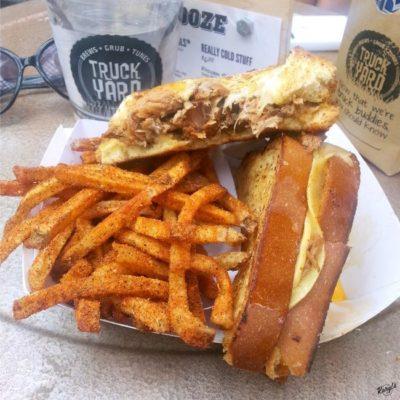 The Truck Yard, Dallas TX - Karyl's Kulinary Krusade