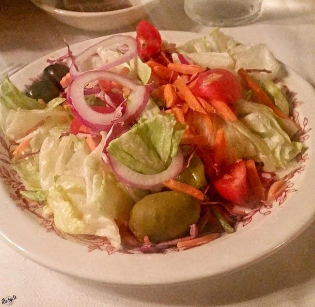 Sabatino's Italian Restaurant, Baltimore MD - Karyl's Kulinary Krusade