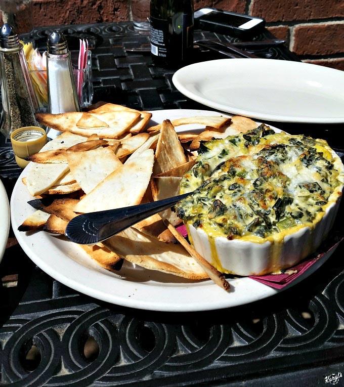Farina's Winery & Cafe, Grapevine TX - Karyl's Kulinary Krusade