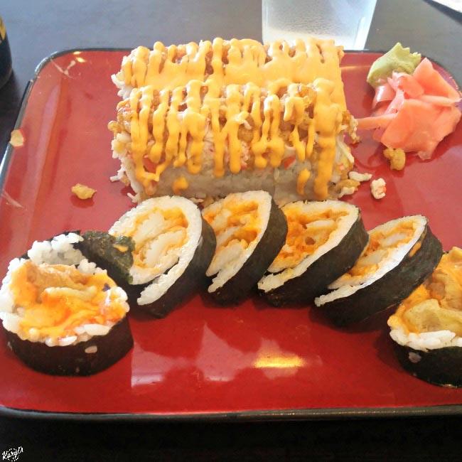 Shawn's Sushi, OKC - Karyl's Kulinary Krusade