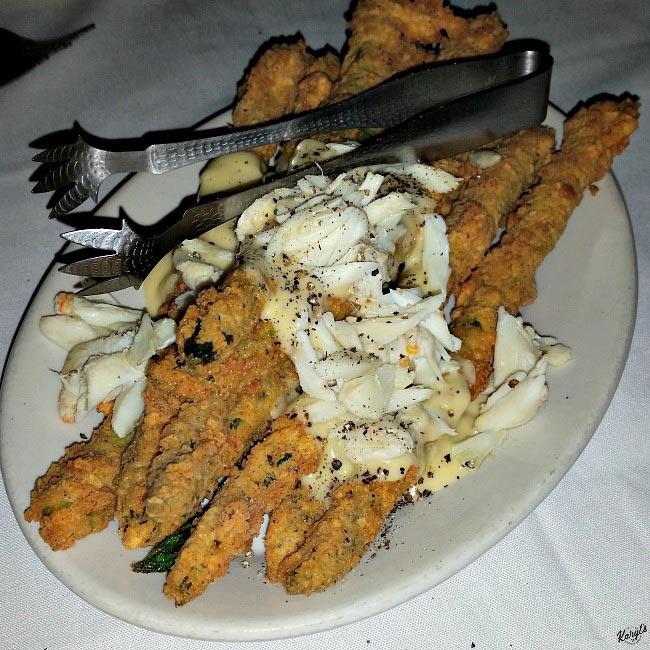 Mickey Mantle's Steakhouse, OKC - Karyl's Kulinary Krusade