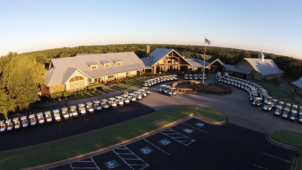 Karsten Creek Golf Club, Stillwater OK