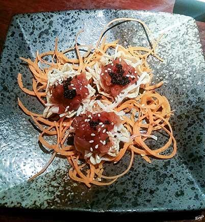 Asahi Teppenyaki, Flower Mound TX - Karyl's Kulinary Krusade