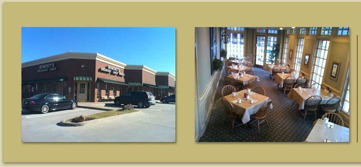 Benedict's, Dallas TX - Karyl's Kulinary Krusade