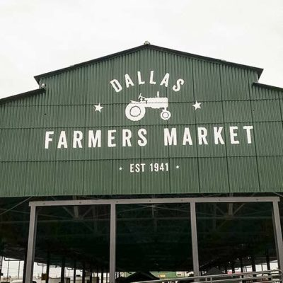 Dallas Farmer's Market, Dallas TX