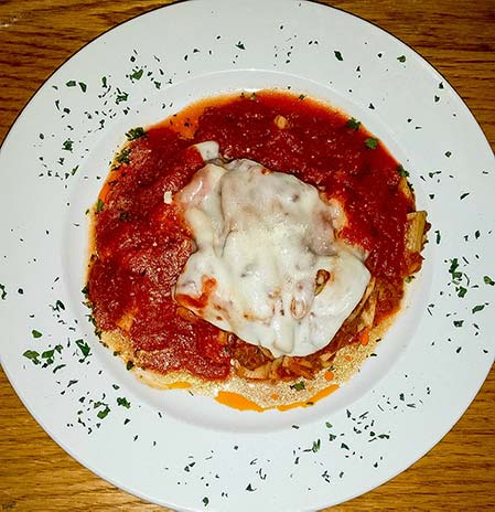 Inzo Italian Kitchen, Roanoke TX - Karyl's Kulinary Krusade