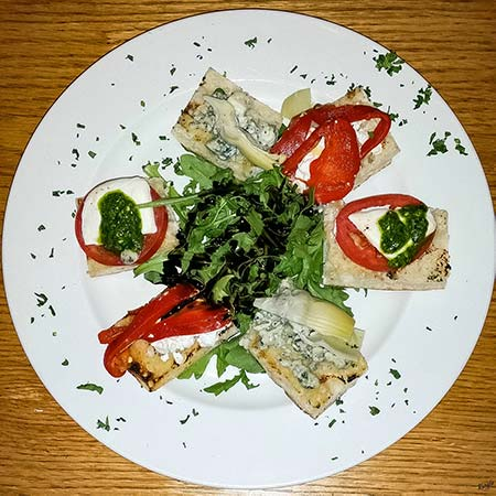 Inzo Italian Kitchen, Roanoke TX - Karyl's Kulinary Krusade