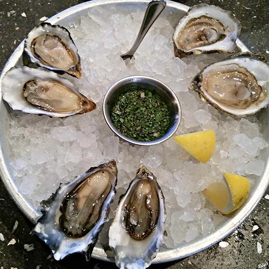Hog Island Oyster Company, San Francisco CA - Karyl's Kulinary Krusade