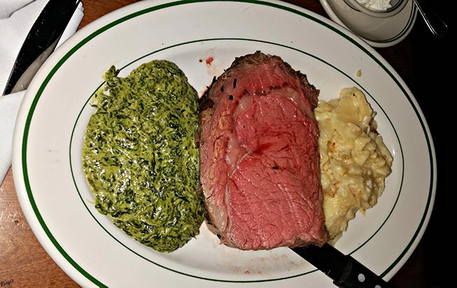 Izzy's Steaks & Chops, San Francisco CA - Karyl's Kulinary Krusade