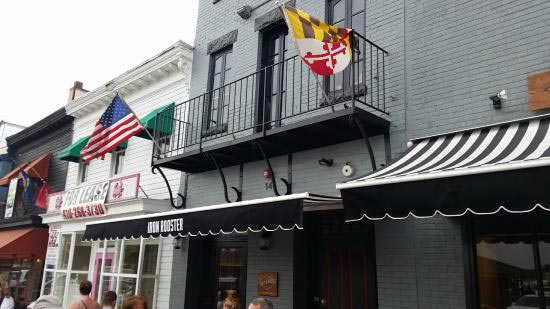 Iron Rooster, Annapolis MD - Karyl's Kulinary Krusade