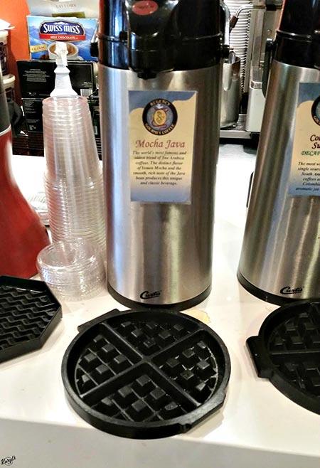 Wicked Waffle, Washington DC - Karyl's Kulinary Krusade