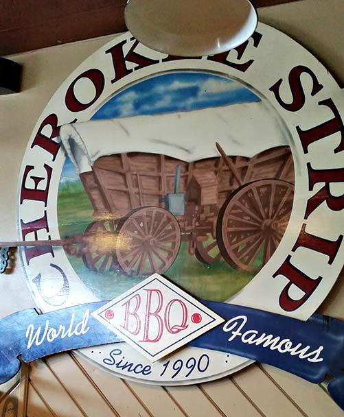 Cherokee Strip BBQ, Stillwater OK - Karyl's Kulinary Krusade