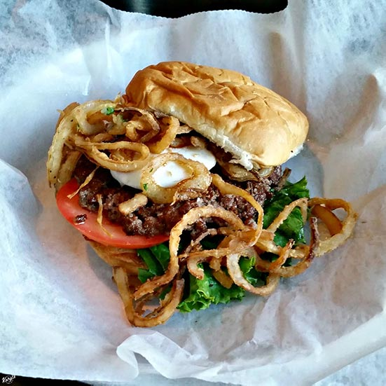 AJ Bombers, Milwaukee WI - Karyl's Kulinary Krusade