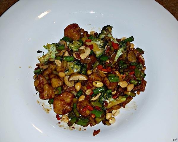 Orange Chicken Vegetable Stir Fry - Karyl's Kulinary Krusade