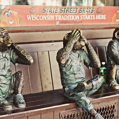 State Street Brats, Madison WI - Karyl's Kulinary Krusade