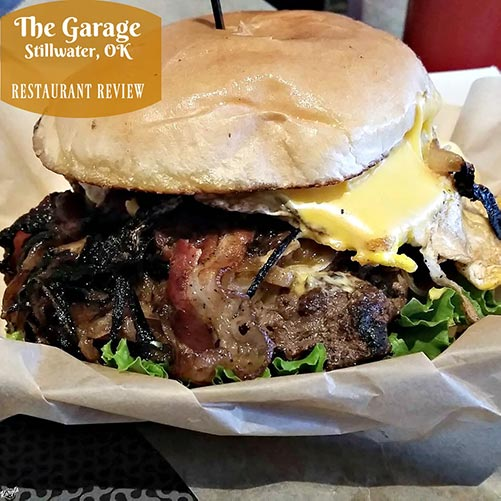 The Garage, Stillwater OK - Karyl's Kulinary Krusade