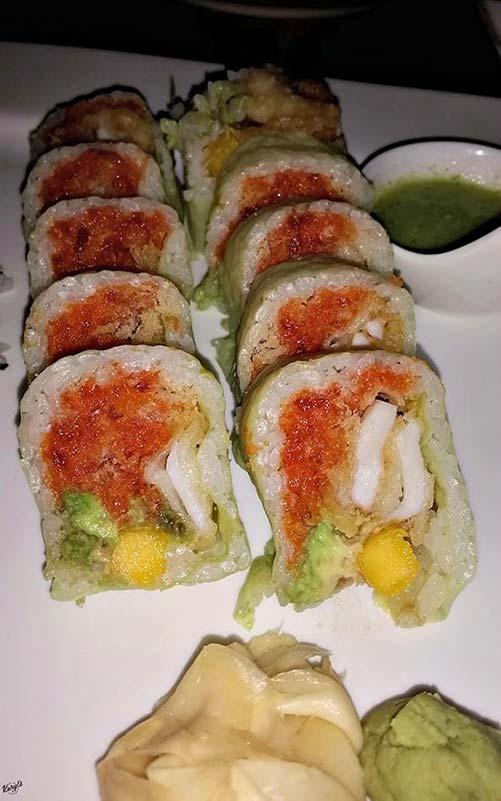 Fuji Japanese Steakhouse, Crofton MD - Karyl's Kulinary Krusade
