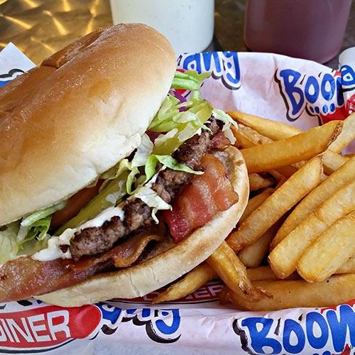 Boomarang Diner, Stillwater OK