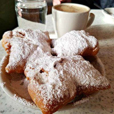 Cafe Du Monde, New Orleans LA