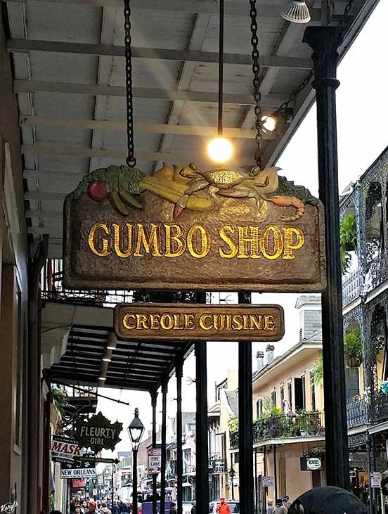 Gumbo Shop, NOLA - Karyl's Kulinary Krusade