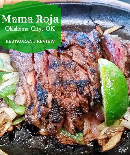 Mama Roja, OKC - Karyl's Kulinary Krusade