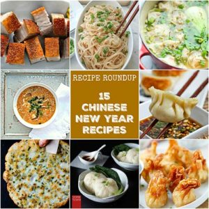 Recipe Roundup: Chinese New Year - Karyl's Kulinary Krusade