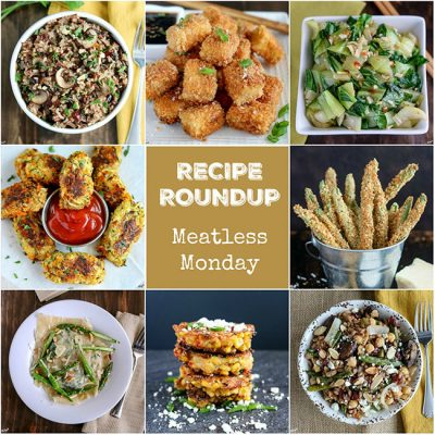 Recipe Roundup: Meatless Monday