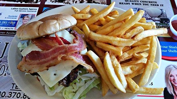 Stables Cafe, Guthrie OK - Karyl's Kulinary Krusade