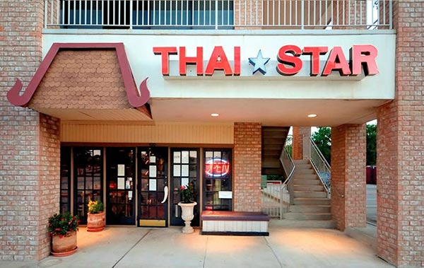 Thai Star, Addison TX