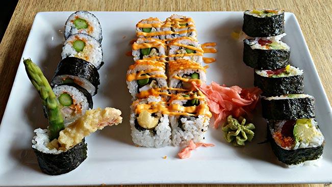 Drunken Fish Sushi, Kansas City MO - Karyl's Kulinary Krusade