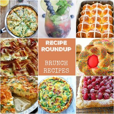 Recipe Roundup: Brunch