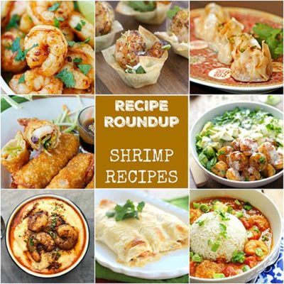 Recipe Roundup: Shrimp Recipes