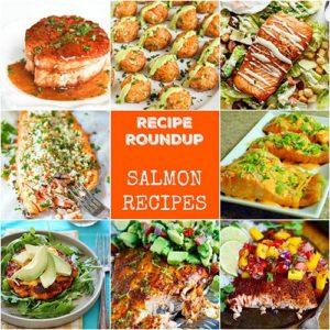 Recipe Roundup: Salmon
