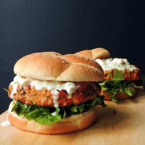 Buffalo-Chicken-Burger-Square