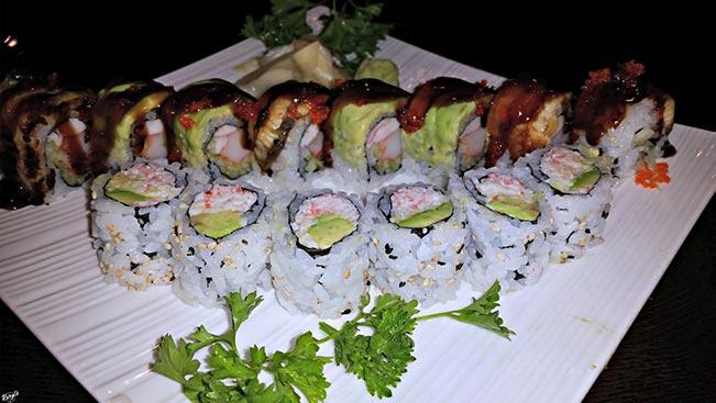 Inaka Sushi Bar, OKC - Karyl's Kulinary Krusade