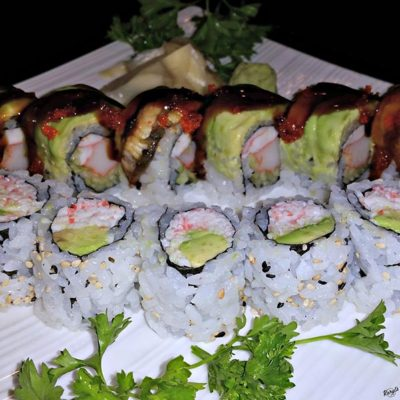 Inaka Sushi and Bar, Oklahoma City, OK