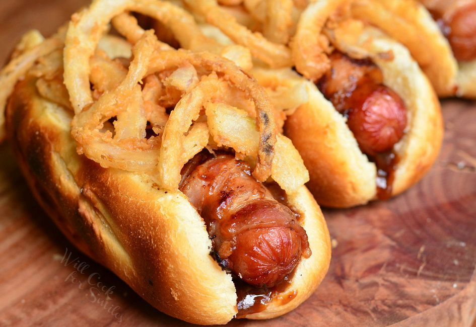 Recipe Roundup: Hot Dogs